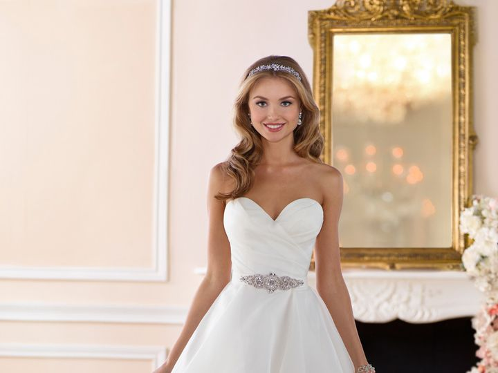 Tmx 1485929533359 Stellayork6394 F Santa Rosa, CA wedding dress