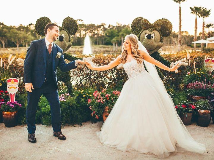 Tmx Mickey 51 753325 158836636933748 Orlando, FL wedding florist