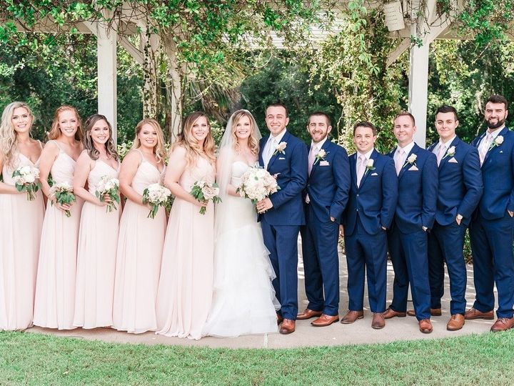 Tmx Wedding Pary 51 753325 158836633920669 Orlando, FL wedding florist