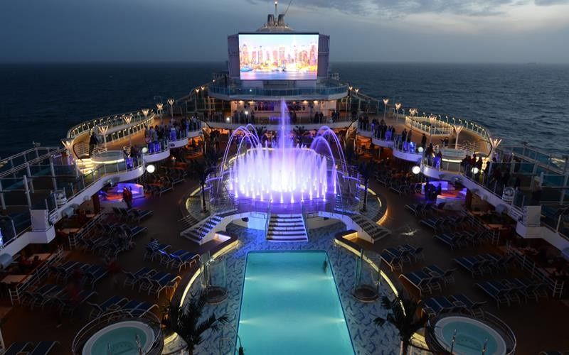 royal princess movie screen