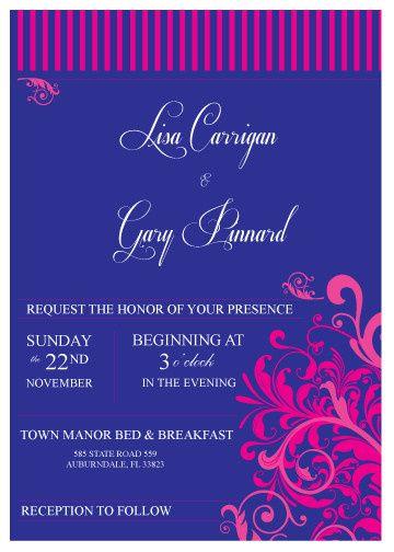 Tmx 1436840371556 Montes Wedding Invite Sample 1 Brandon wedding invitation