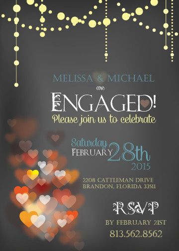 Tmx 1437014614523 Engagement Invite Brandon wedding invitation