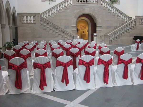 Tmx 1264362953163 RedonwhitecoversChryslerMuseum006 Chesapeake, Virginia wedding rental