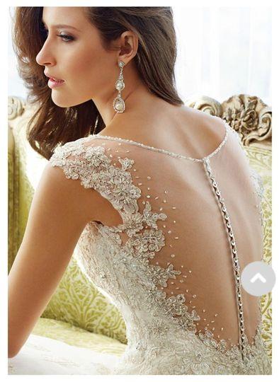 Bridal dress Italy Bergamo