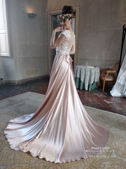 Wedding gowns in Bergamo