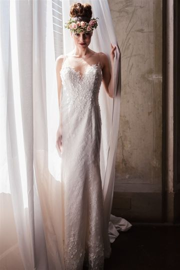 Bridal gowns in Bergamo