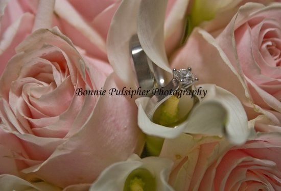 Rings with roses