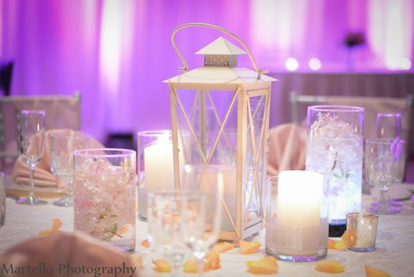 Have centerpiece ideas and need assistance? Let us know, and we can assist and offer complimentary...