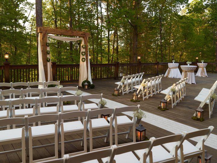 Lakeside Deck - Ceremony