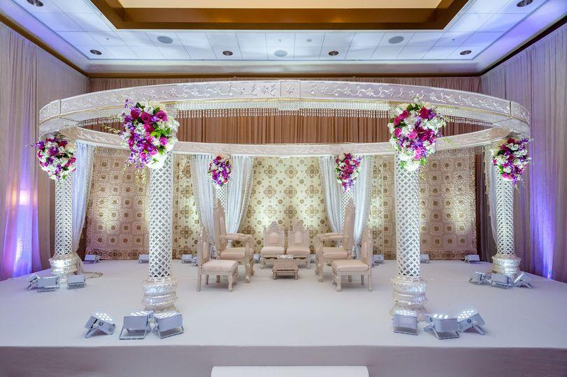 South Asian Wedding Ceremony
