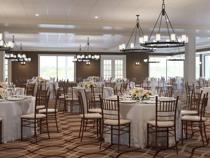 Tmx 1399132003322 Chantilly Ballro Merrifield, VA wedding venue