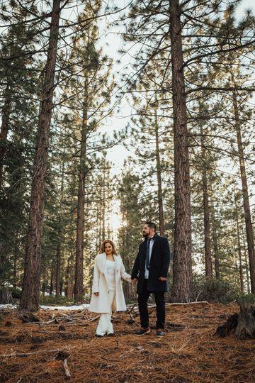 Lake Tahoe Engagement