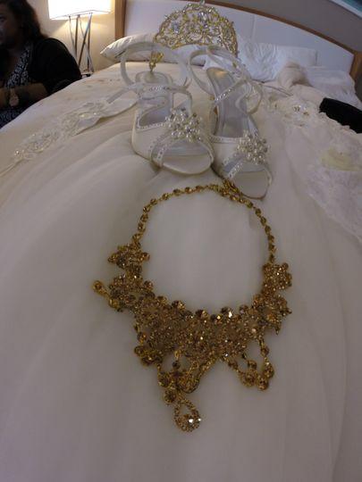 Bridal Bibb
