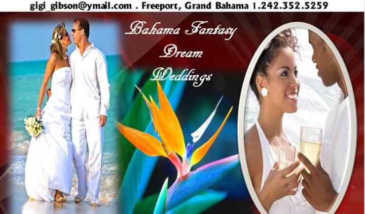 Bahama Fantasy Dream Weddings
