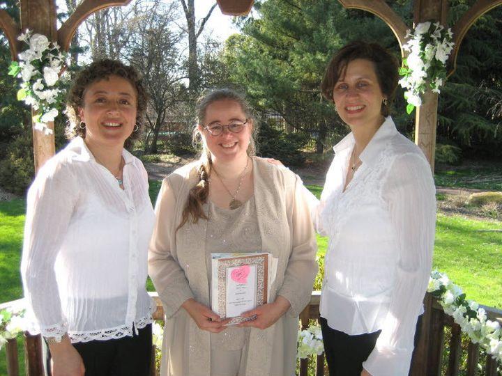 Tmx 1395449133314 Inclusive Ceremonies Wedding Couple  Loch Sheldrake, New York wedding officiant