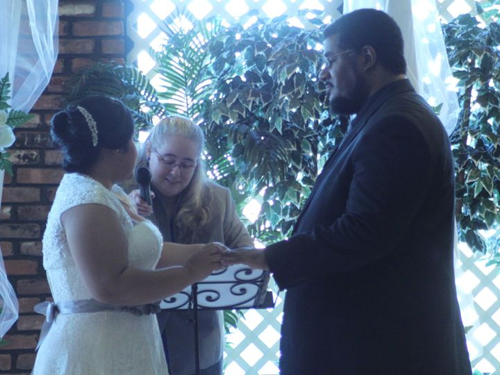 Tmx 1426293654820 Farah And Adrian Sept 2014 966 Loch Sheldrake, New York wedding officiant