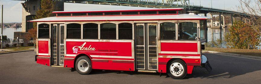 28 Passenger Trolley