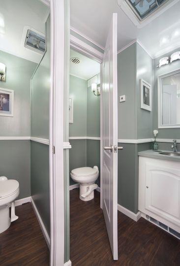 Guests comfort room