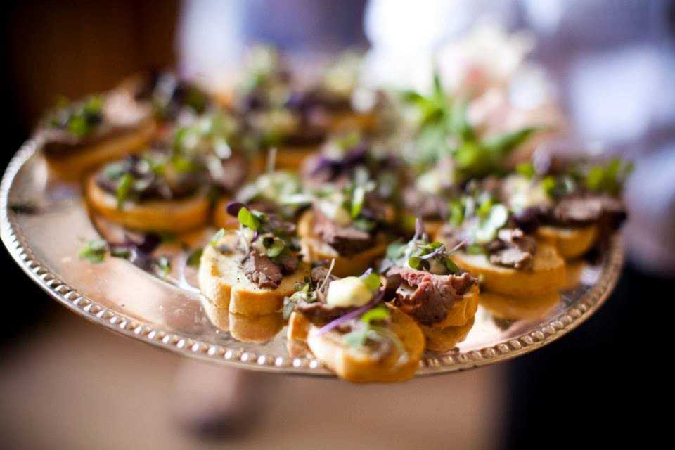 Legends Catering of Fauquier Springs Country Club