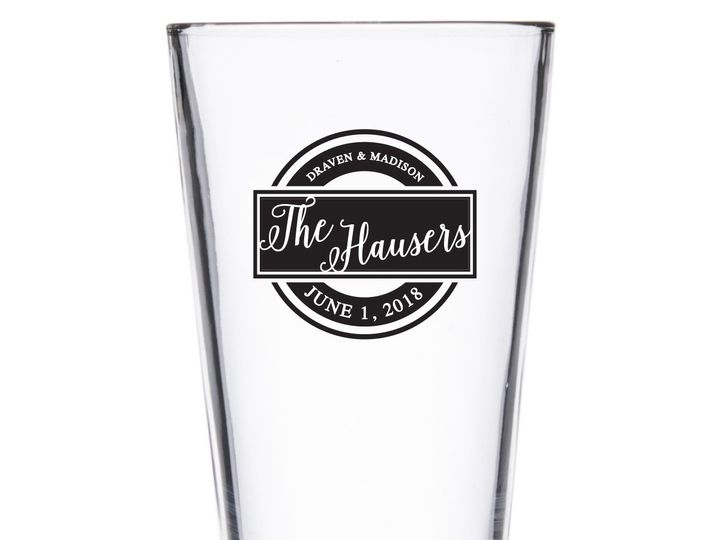 Tmx Clear Glasses Mock Up 1 51 1061425 1560951928 Statesville, NC wedding invitation
