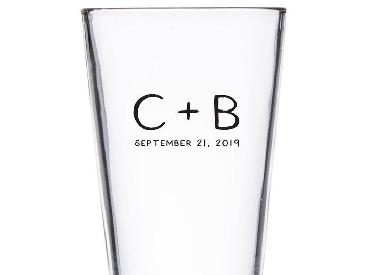 Tmx Clear Glasses Mock Up 3 51 1061425 1560951935 Statesville, NC wedding invitation