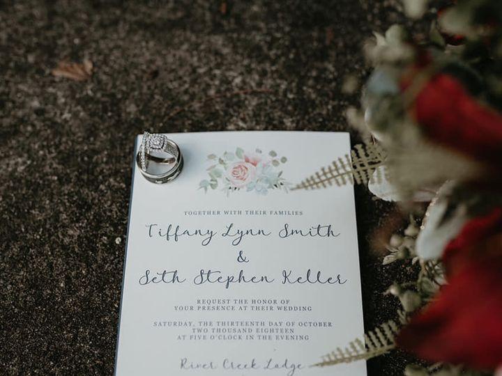 Tmx Tiffany Invitation 2 51 1061425 1556740146 Statesville, NC wedding invitation