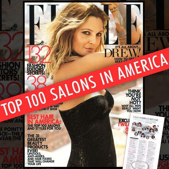 83658ba4461091c2 awards H2O Salon Spa Elle magazine 2