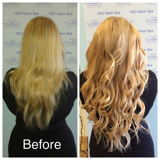 Get the hair you've been dreaming of! The award winning H2O Salon Spa has highly trained Hair...