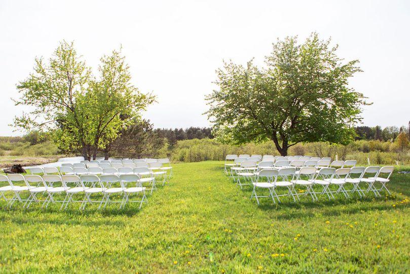 Canosia Grove Ceremony Site