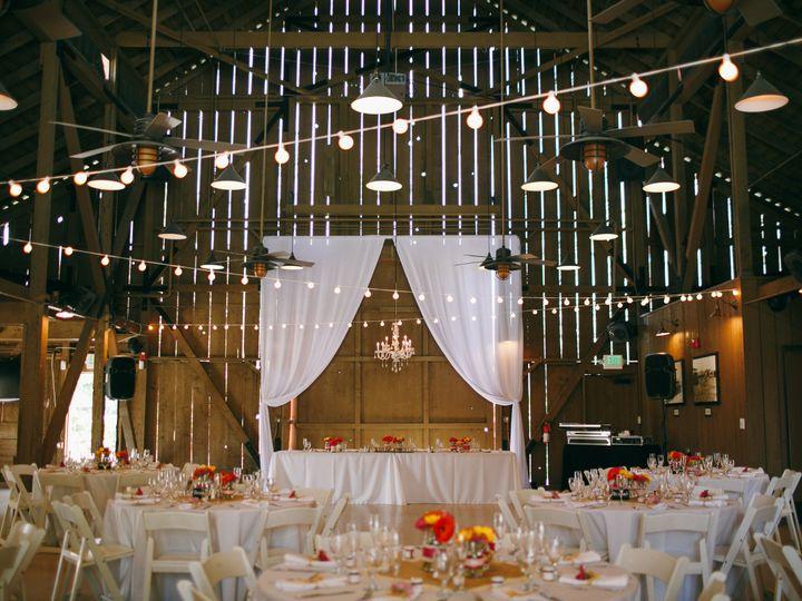 Tmx 1459797693759 Tables In Barn 2 Camarillo wedding venue