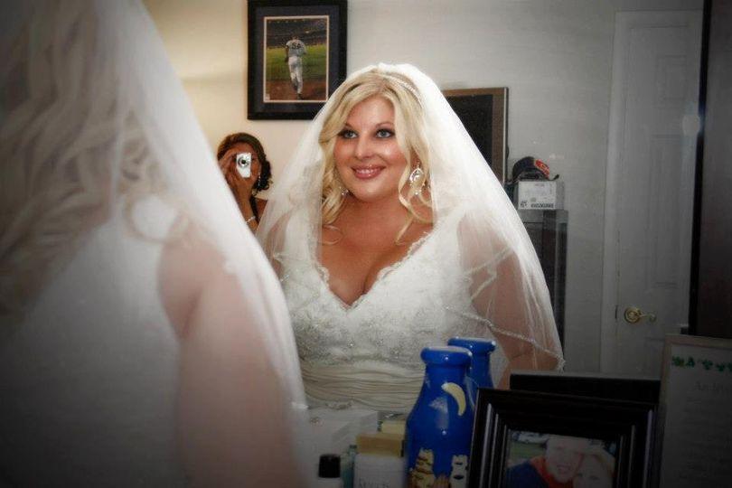 Bride's refection