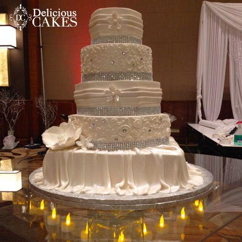 delicious cakes wedding cake 6