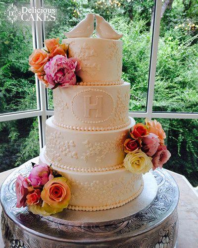delicious cakes wedding cakes 14