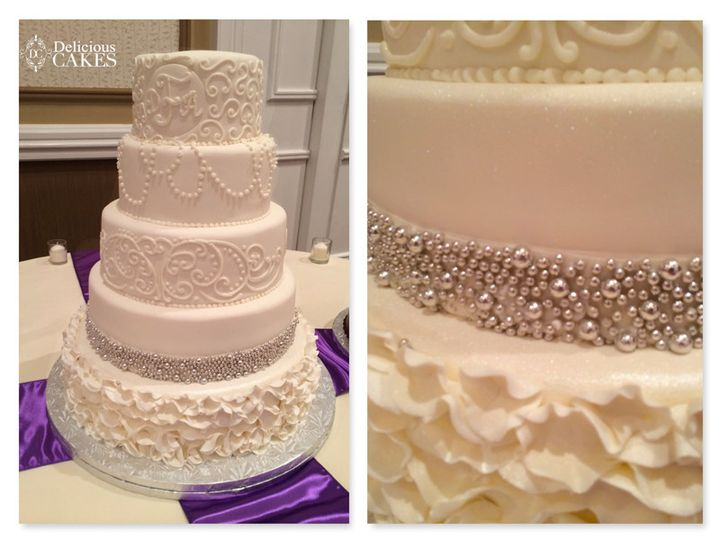 Tmx 1417639132407 10153979686111348096682671558567n Southlake wedding cake