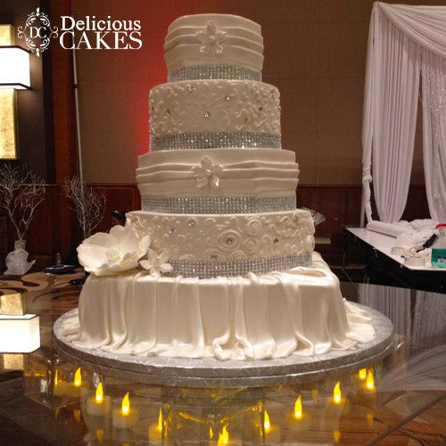 Tmx 1417639141206 Delicious Cakes Wedding Cake 6 Southlake wedding cake