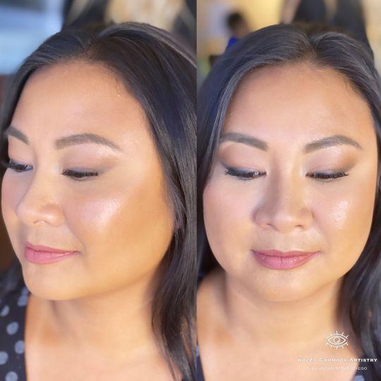 Ultra Natural Bride