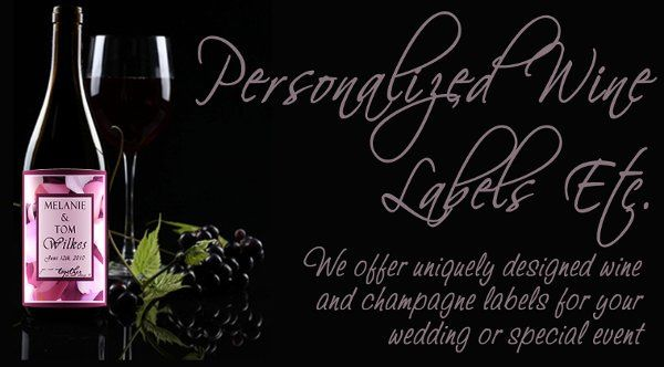 Personalized Wine Labels Etc.com