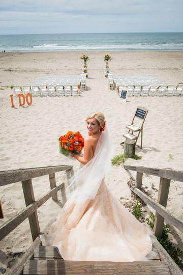 Pajaro Dunes Beach Ceremony