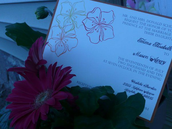 Tmx 1274558365310 037 Storrs Mansfield wedding invitation