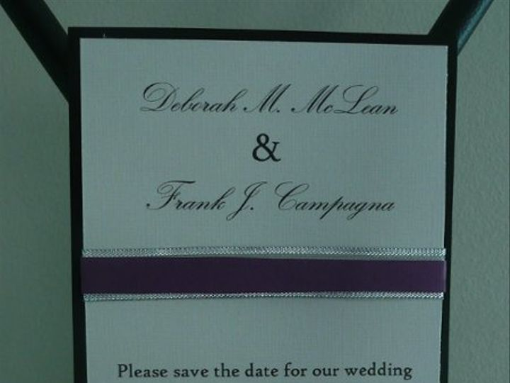 Tmx 1274558466935 078 Storrs Mansfield wedding invitation