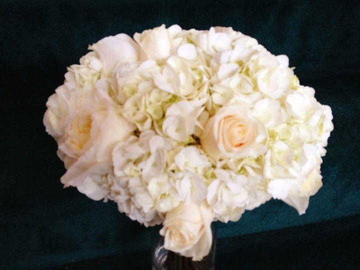Tmx 1395518404322 White Bouque Pearl wedding florist