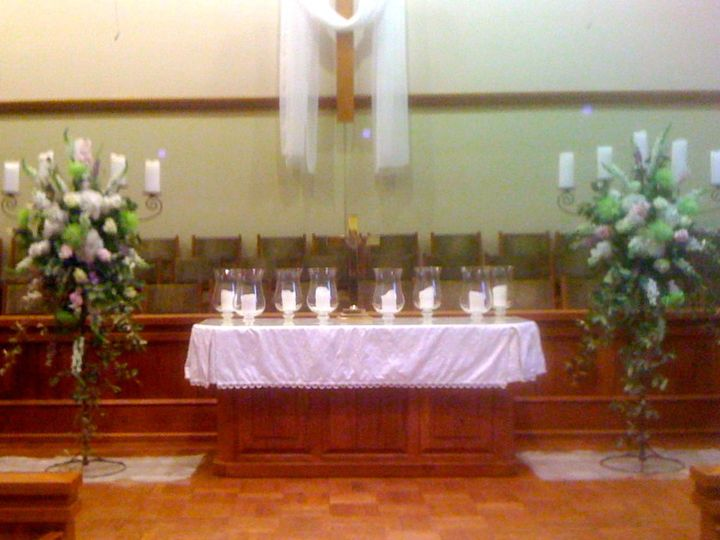 Tmx 1397856248258 Img402 Pearl wedding florist