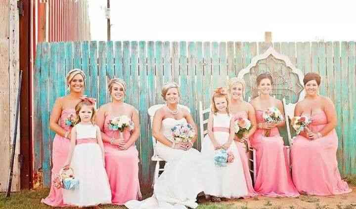 Sparkles and Spurs Wedding Venue