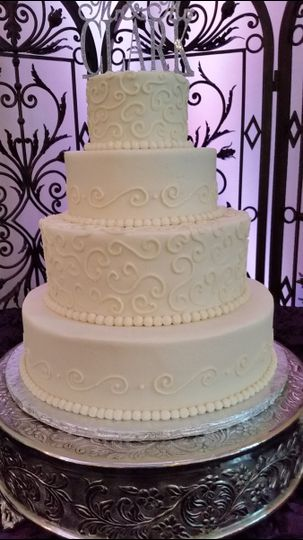 affordable wedding cakes raleigh nc confectionate cakes wedding cake raleigh nc weddingwire 10586