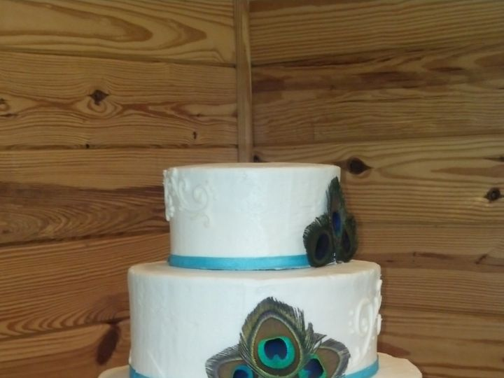 Tmx 1384964515600 Img2013082516201237 Raleigh wedding cake