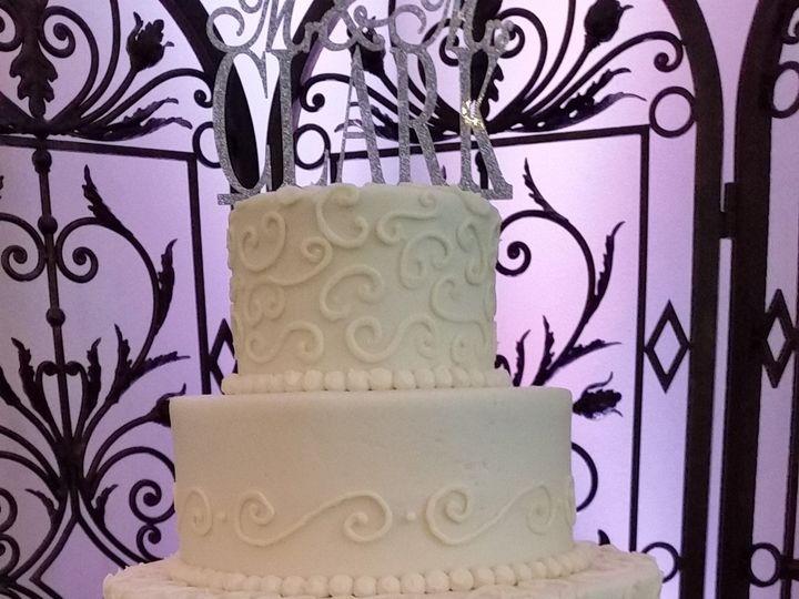 Tmx 1414174894355 Img0429 Raleigh wedding cake