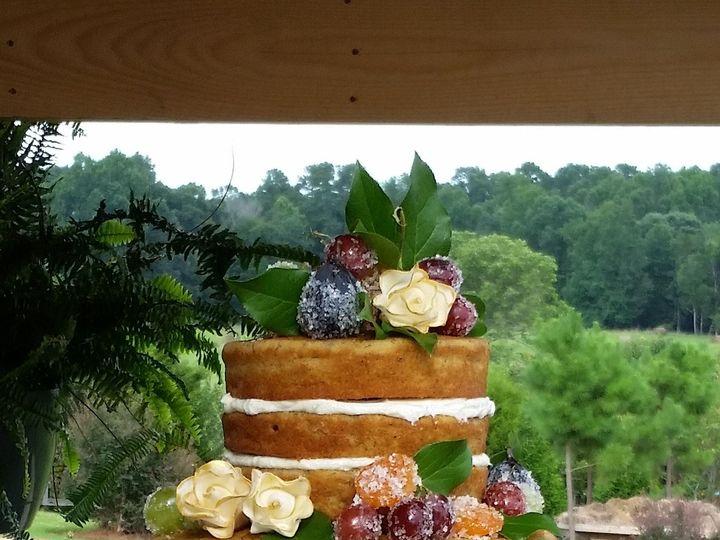 Tmx 1414175638404 Img0400 Raleigh wedding cake