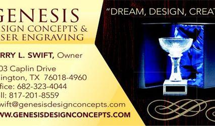 Genesis Design Concepts & Laser Engraving