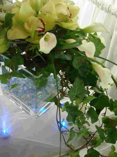 cymbidiumorchids 2Ccallas 2Cbeargrassandivy