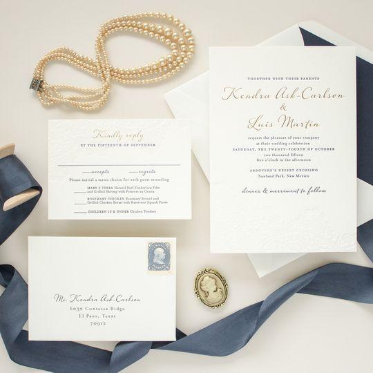 Banter & Charm - Invitations - Saint Joseph, MI - WeddingWire